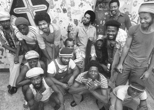 Revolutionaries and Upsetters